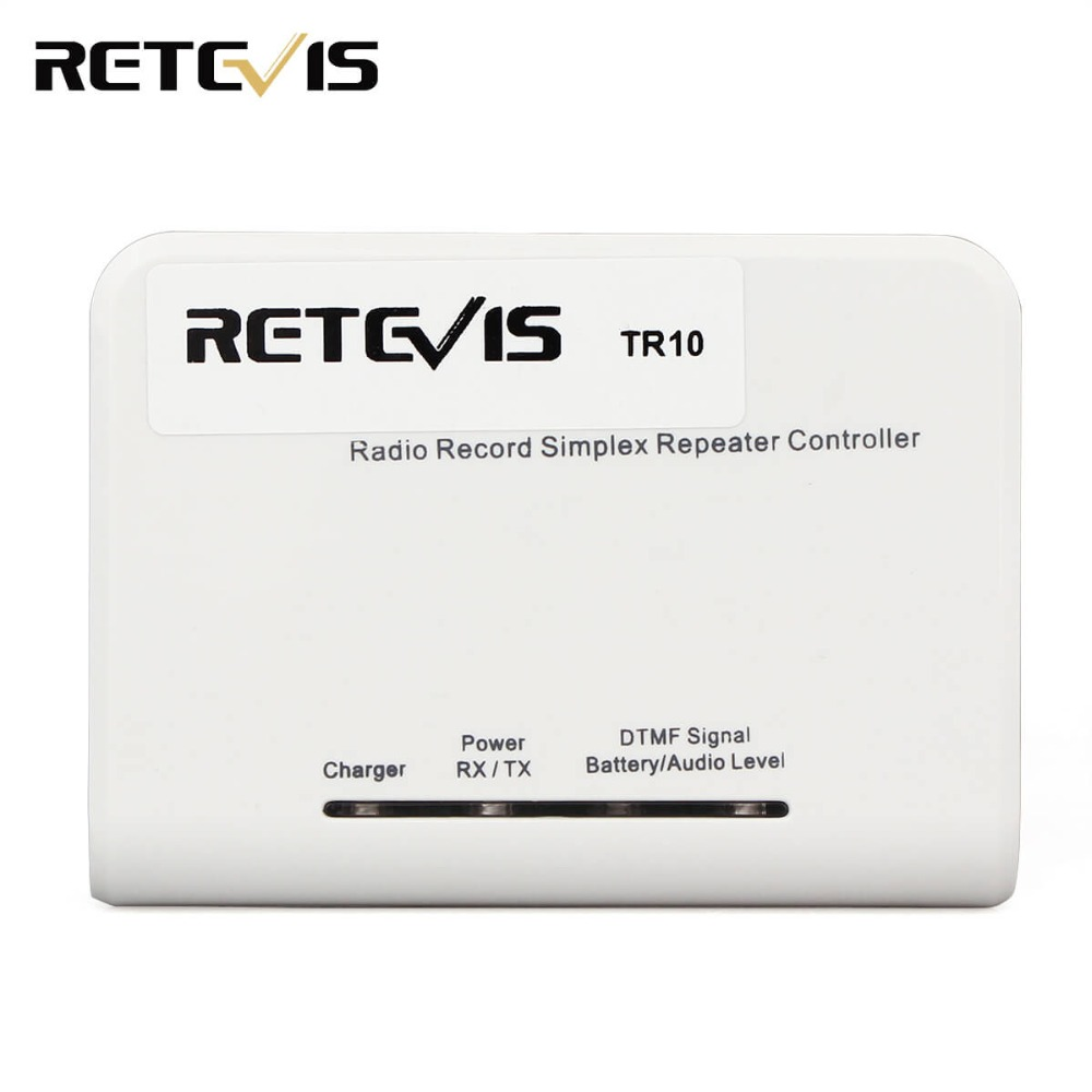 Retevis TR10 Simplex Repeater Controller For Ham Radio HF Transceiver Walkie Talkie C9063A