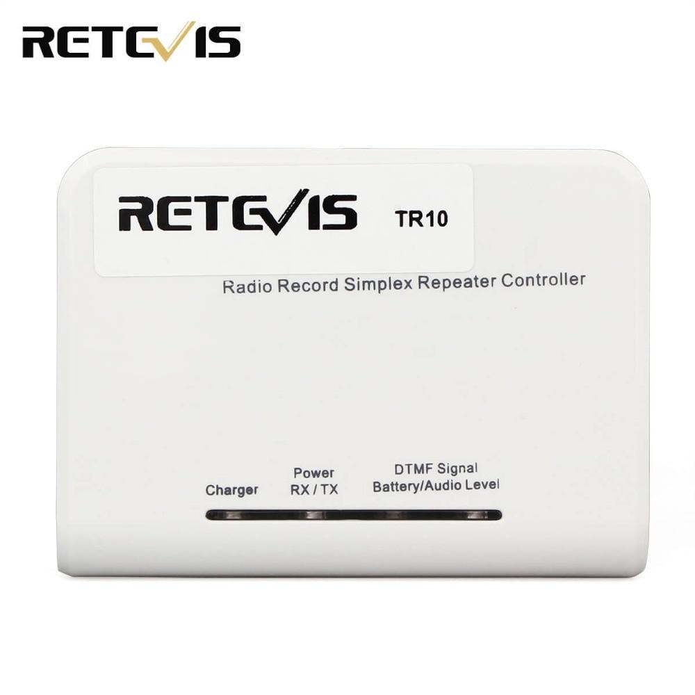Retevis TR10 Simplex Repeater Controller For Ham Radio HF Transceiver Walkie Talkie C9063A