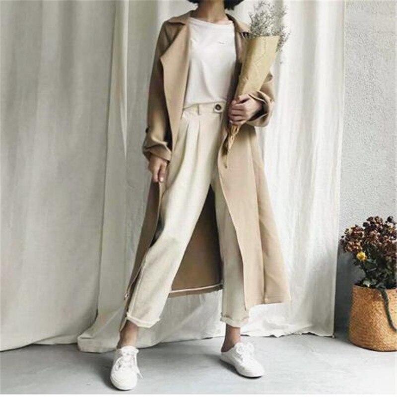 Haut de gamme Design 2018 Date D'hiver Rouge Brun En Peluche Tranchée Manteau Femmes Fourrure Cachemire Pardessus Épais Chaud Laine Longue manteaux Femme XL