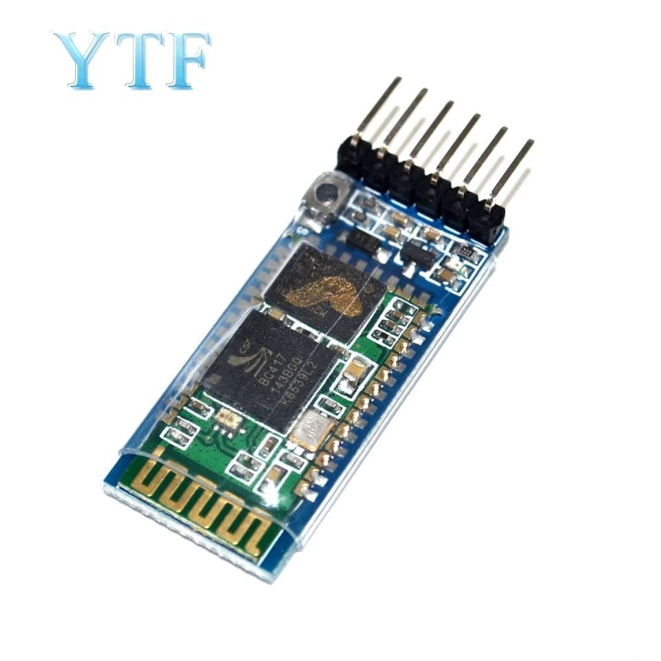 HC-05 Master-Slave 6pin  Anti-Reverse, Integrated Bluetooth Serial Pass-Through Module