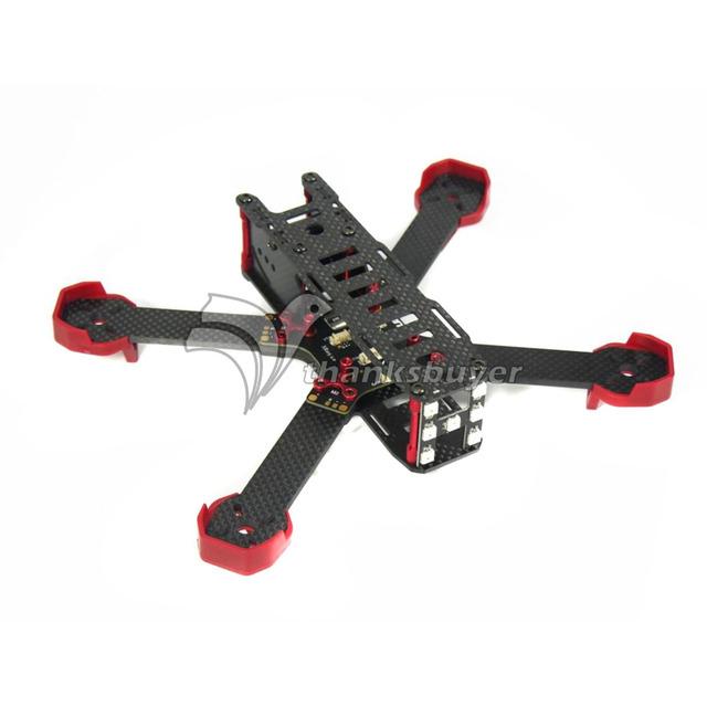 DALRC XR215 MÁS Drone FPV Quadcopter 4 Ejes de Fibra de Carbono con OSD PDB BEC