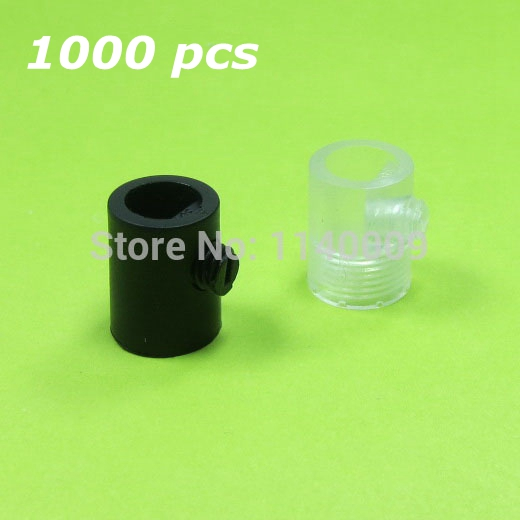 1000pcs lot Plastic Strain Relief Threaded Cord Grip Cable Grips Pendant Light DHL Free Shipping 1000pcs