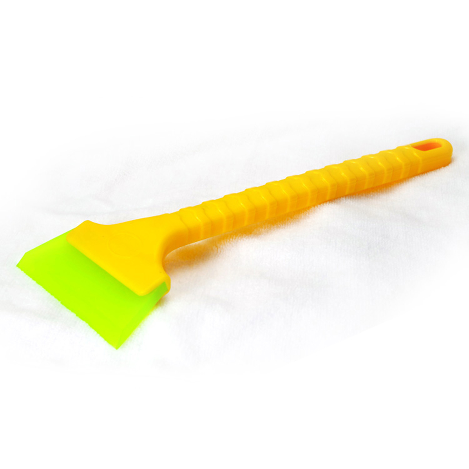 Pro Handle Rubber Squeegee, 34.5*12.5cmscraper With Rubber Blades Qg 10 5pcs/Pack