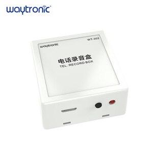Image 4 - Telefono di rete fissa Call Recorder Registratore Vocale Automatico Dispositivo di Registrazione delle Chiamate Telefoniche senza Scheda di Memoria Necessaria
