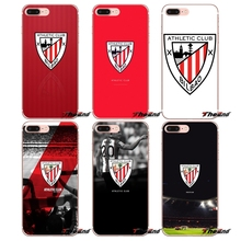 Funda de silicona Logotipo de athletic club bilbao fc para iPhone XS Max XR  X 4 d81a323a36a15