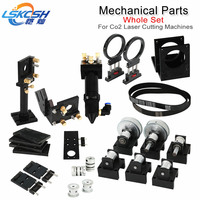 LSKCSH CO2 Laser Metal Parts Transmission Laser head Mechanical Components for DIY CO2 Laser Engraving Cutting Machine Wholesale