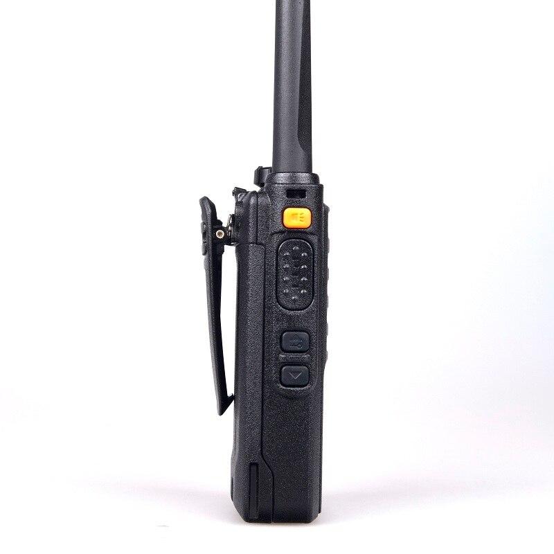 (1 komada) KSUN X-63TFSI Crni Walkie Talkie UHF 400-470 MHz MINI - Voki-toki - Foto 4