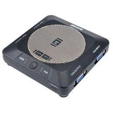 EZCAP Lessons Lecture Video Box HDMI VGA HD Capture Card 1080p Educational Video Conference Recording Box