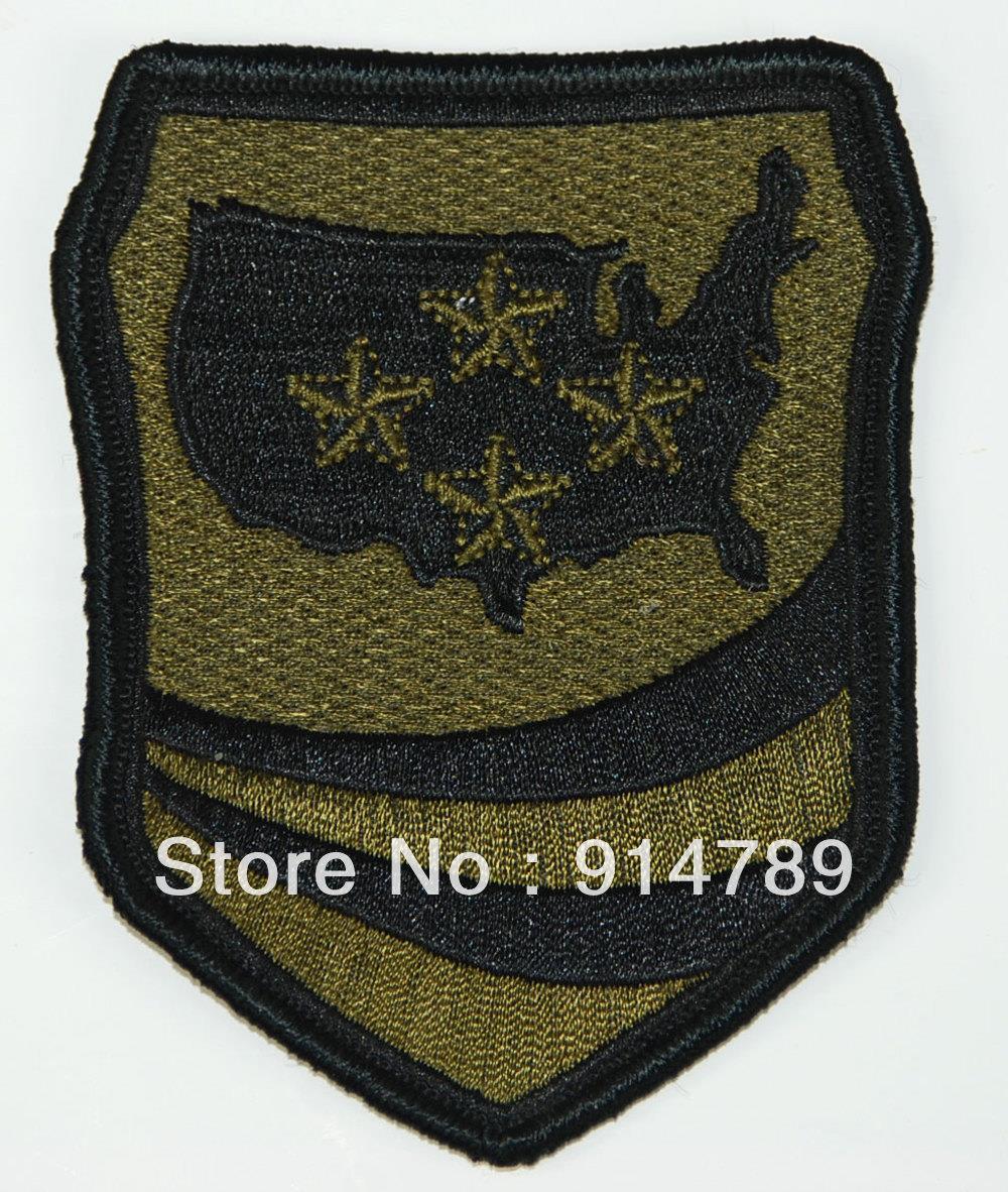 US UNITED STATES ARM UNIFORM MILSPEC ARMBAND PATCH-32650