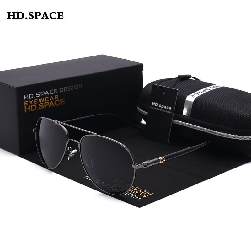 Klassische polarisierte Sonnenbrille Männer Vintage-Mode-Stil Lentes - Bekleidungszubehör - Foto 5