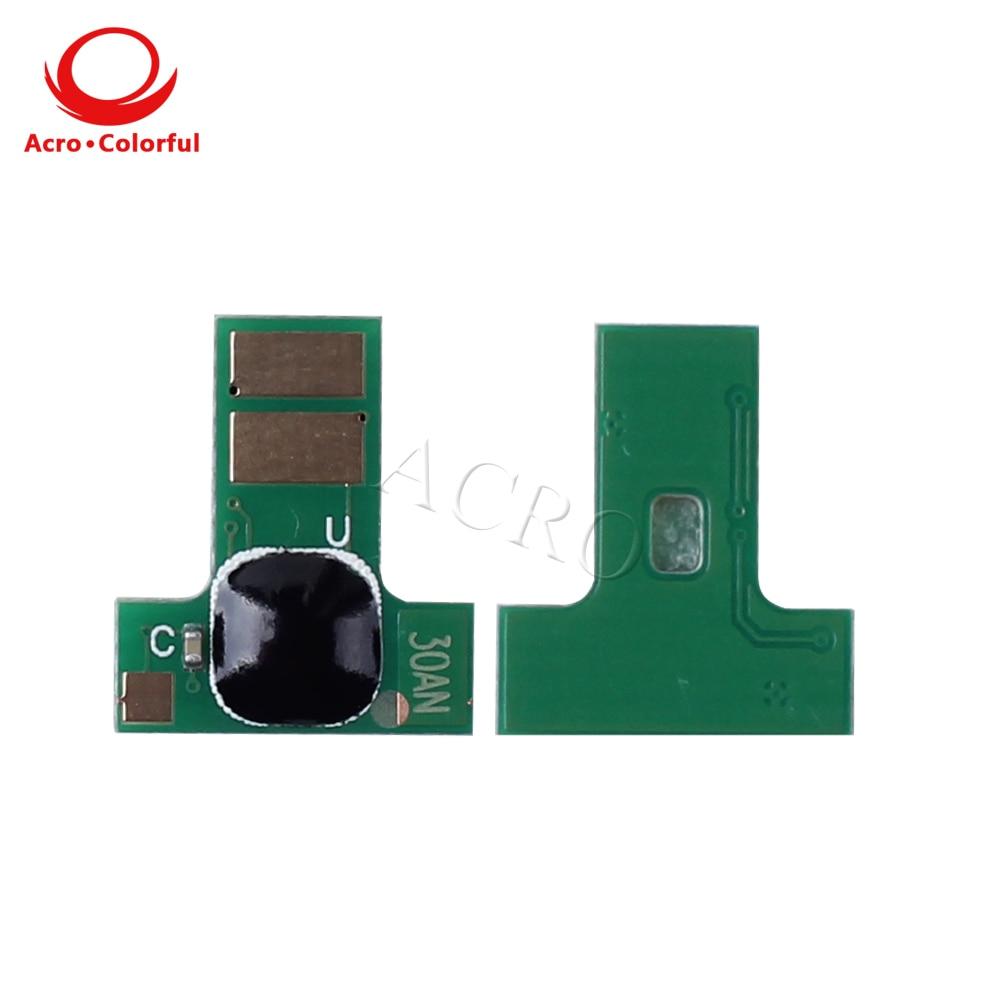 10pcs 1 6K CF230A Toner reset chip for HP LaserJet Pro M203dn 203dw 203d Pro MFP