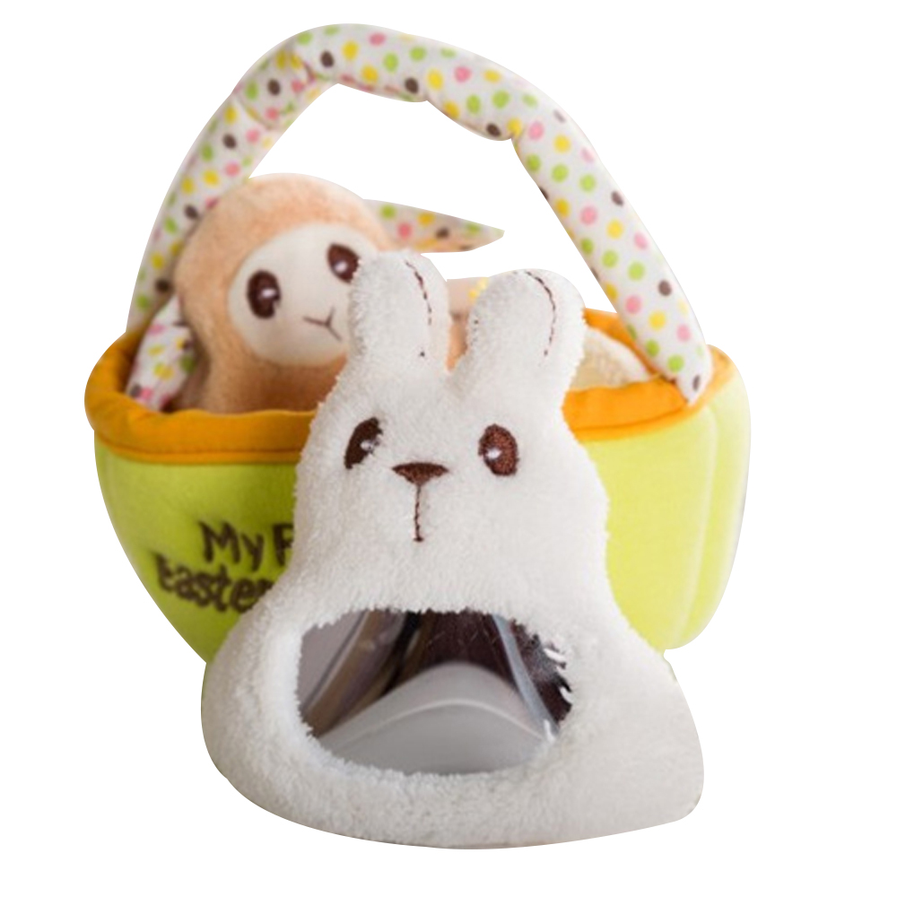 Aliexpress buy 1 set kids easter rabbit bags plush duck aliexpress buy 1 set kids easter rabbit bags plush duck sheep candy bag easter baskets child gifts festival wedding supplies decoration from reliable negle Choice Image