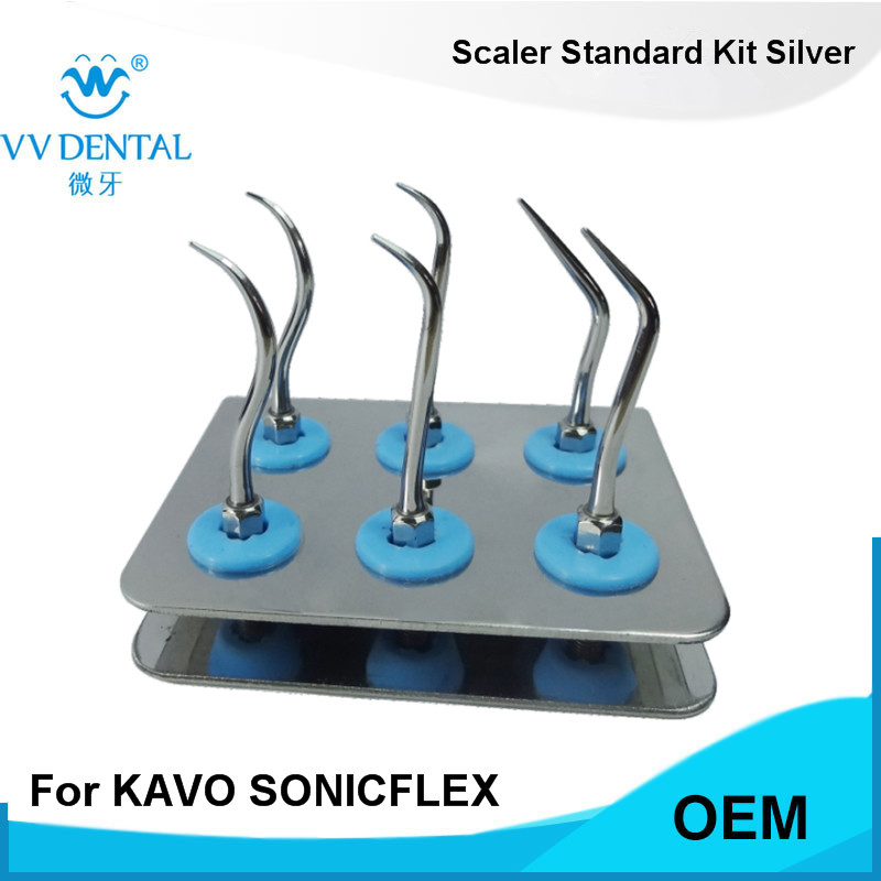 5 sets KASKS DENTAL TIPS STANDARD KIT fit KAVO SONICFLEX and SIRONA SIROAIR  and KOMET SONIC LINE  T-MAX deep dental cleaning5 sets KASKS DENTAL TIPS STANDARD KIT fit KAVO SONICFLEX and SIRONA SIROAIR  and KOMET SONIC LINE  T-MAX deep dental cleaning
