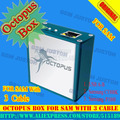 100% Original Octopus box for Samsung New Edition (package with 3 cables)ForS5& N900T&N900A&N9005 Fee shiping