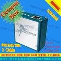 100% octopus box original para samsung nova edição (pacote com 3 cabos) fors5 & n900t & n900a & n9005 taxa shiping