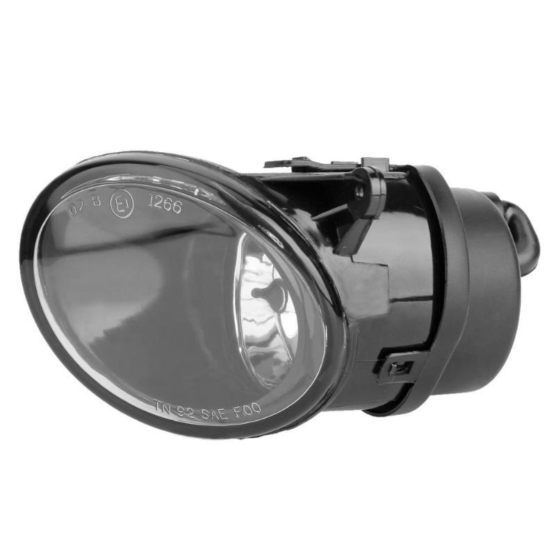 Left Side Front Bumper Grille Fog Light Head Lamp for 2003-2004 AUDI A6 C5 Car-Styling Halogen Front Fog Light Fog Lamp fog light grill for audi a4 s line s4 2013 2014 2015 front bumper grille foglamp cover left