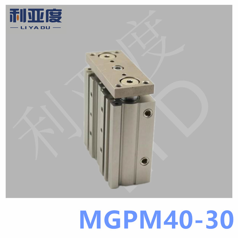 SMC Type MGPM40-30 Thin cylinder with rod Three axis three bar MGPM40*30 Pneumatic components MGPM40X30 smc type mgpm40 25 thin cylinder with rod mgpm 40 25 three axis three bar mgpm40 25 pneumatic components mgpm40x25