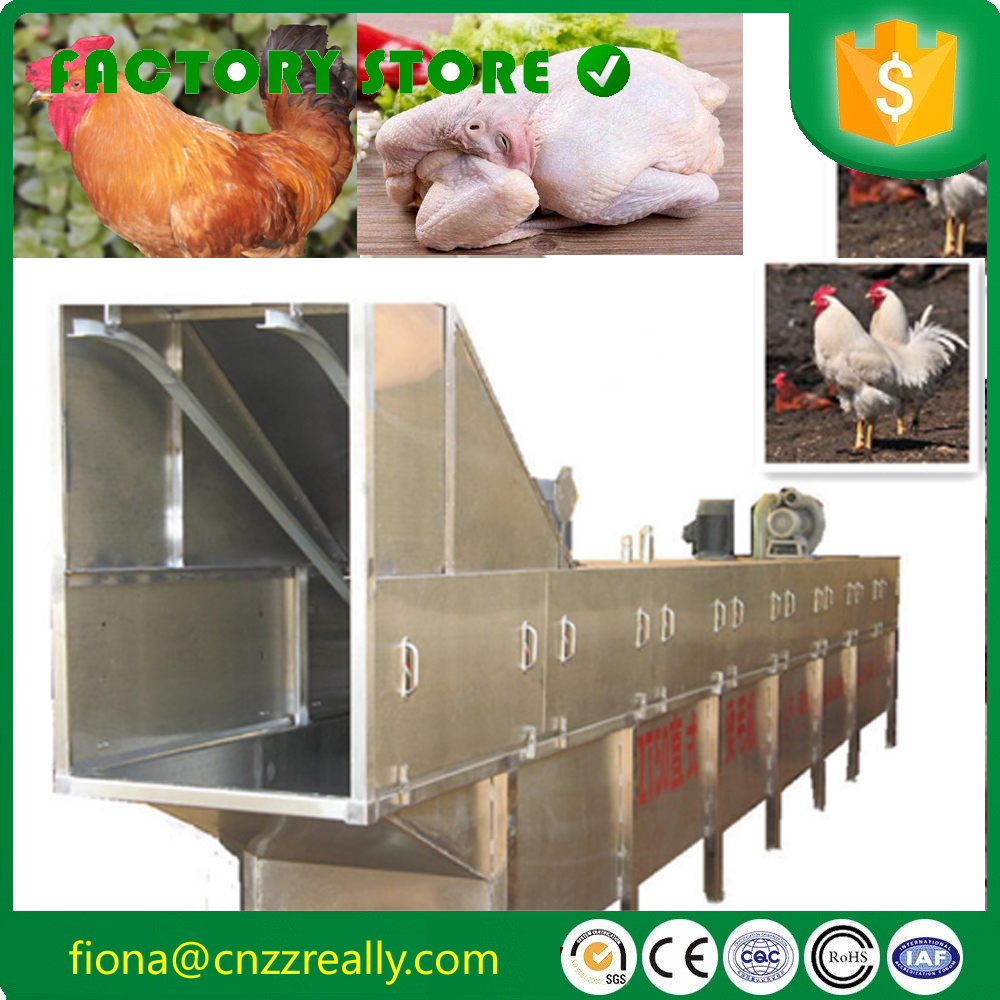Poultry Slaughtering Machine Chicken And Duck Scalding Machine