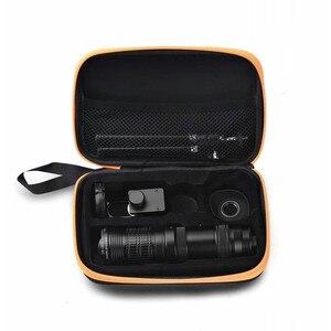 Image 3 - 18 30X hdプロ携帯電話カメラ望遠鏡レンズiphone xiaomi調節可能な望遠ズームレンズスマートフォンlentesキット