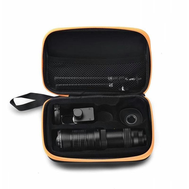 Image 3 - Adjustable Telephoto Zoom Lens 18 30X HD Professional Mobile 