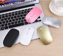 Wireless Ultra Thin Mouse