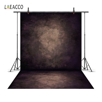 Laeacco Grunge Gradient Solid Wall Floor Scene Photocall Photography Backgrounds Custom Photographic Backdrops For Photo Studio