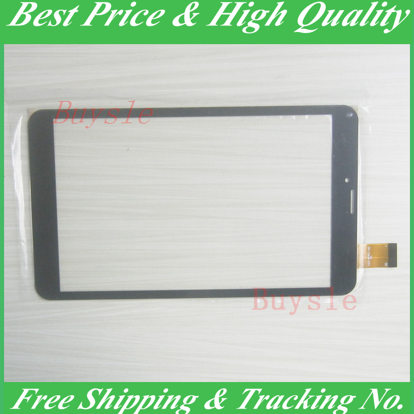 Black New 8'' Tablet PC YJ314FPC-V0 FHX authentic touch screen handwriting screen multi -point capacitive screen external screen for nomi c10102 10 1 inch touch screen tablet computer multi touch capacitive panel handwriting screen rp 400a 10 1 fpc a3