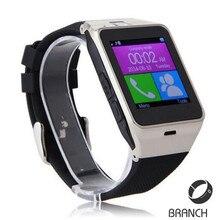 2016 neue gv18 aplus smartwatch bluetooth smart watch für android ios telefon unterstützung SIM TF Karte SMS GPRS NFC FM PK DZ09 GT 08 U8