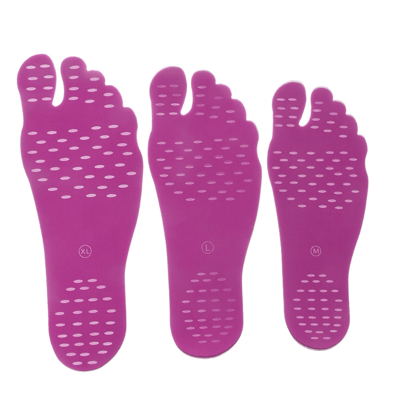 EYKOSI Adhesive Feet Pad Stickers Waterproof Hypoallergenic Foot Care Soles Sticky Pads