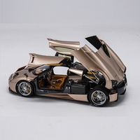 1:18 Scale Diecast Metal Sport Car Model Toys For Pagani Car Automobili Huayra Diecast Supercar Model Toys With Original Box