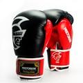 10-16OZ Wholesale PRETORIAN Pair Muay Thai PU Leather Boxing Gloves Men Women Training MMA Grant Box Gloves