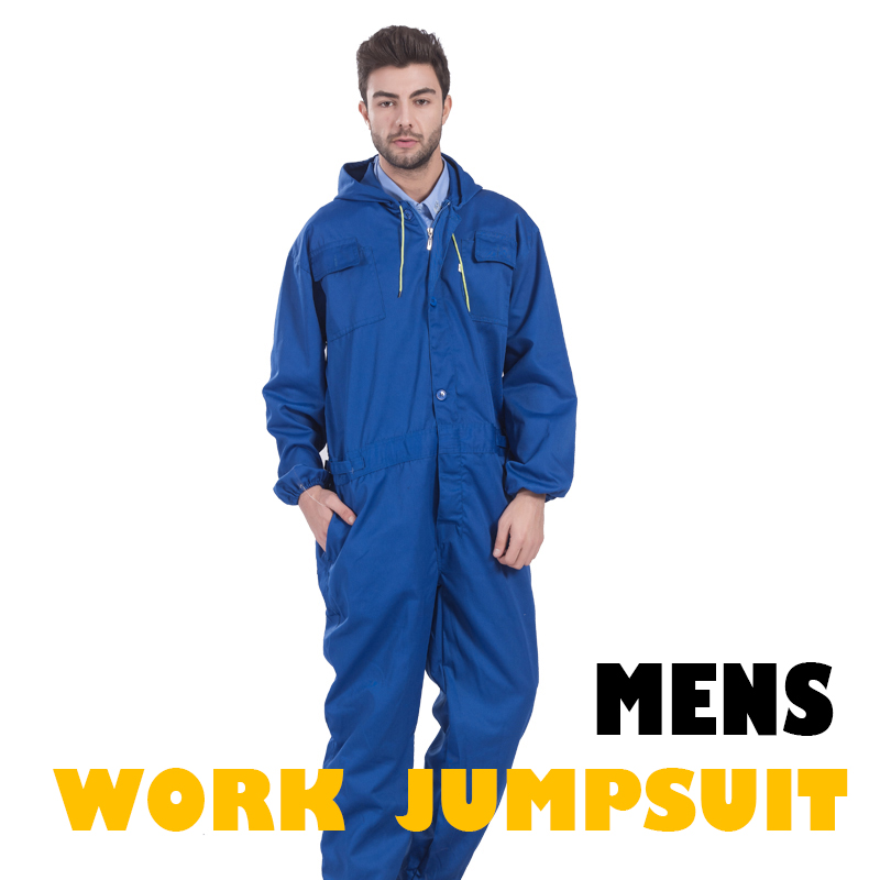 Mens Work Clothing Long Sleeve High Quality Overalls Worker Repairman Machine Auto Repair Mechanics Plus Size Coveralls цены онлайн