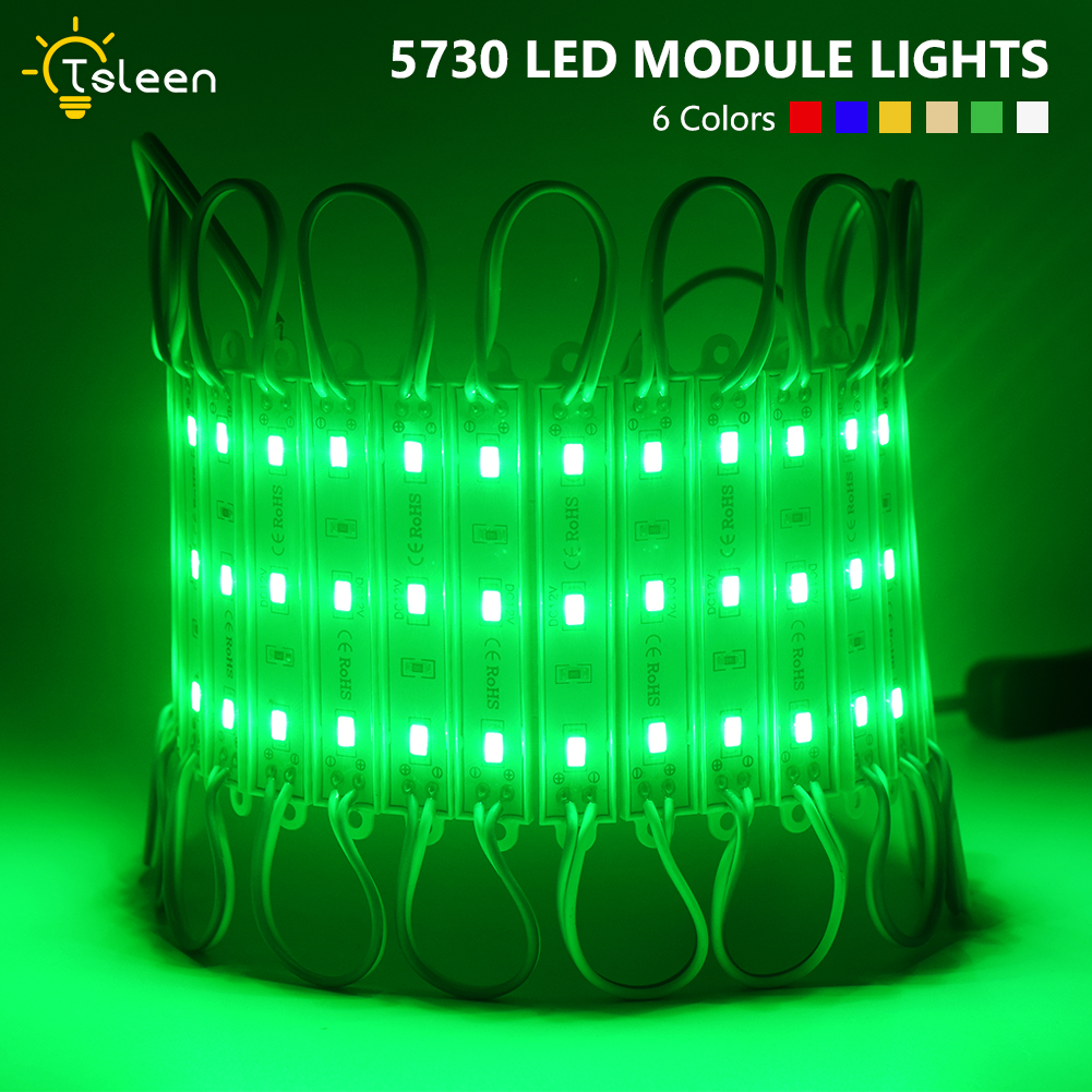 Szyoumy Led Injection Module With Round Lens Mini 2835 Led Modul Ip68 Super Bright Small Led Sign Module 3 Led 40x10mm 1000pcs Led Modules