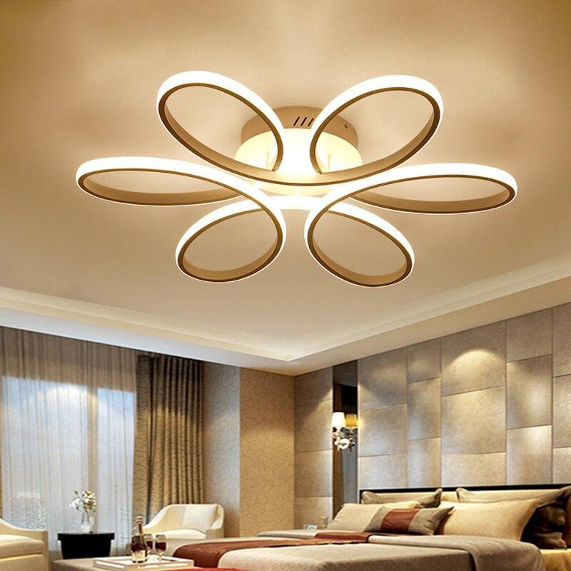 Современные потолочные светодио дный светильники домашние кухня лампы для столовой Гостиная Спальня Освещение Lampara Techo