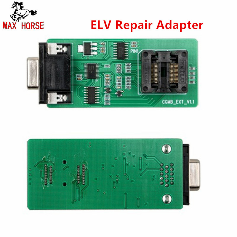 Hot Sale 100% Original ELV Repair Adapter for CGDI MB for Benz Key Programmer Tool cheapest latest arrival benz ir code reader mercedes benz key programmer for reading key data mb key programmer free shipping