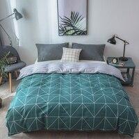 100% Cotton Bedding Set 1 Pcs Duvet Cover Set Quilt Cover/Comforter Cover Size 150*210/180*220/200*230/220*240 Free Shipping