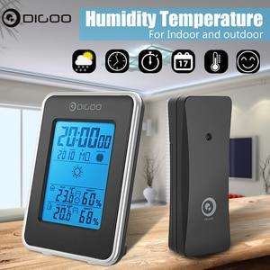 Digoo DG-TH1981 LCD Digital We
