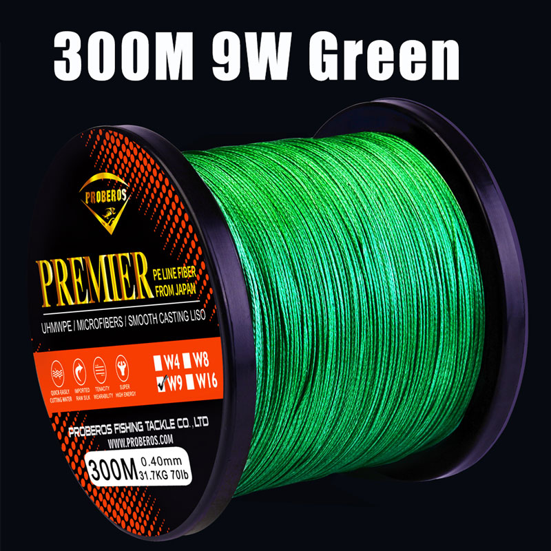 300M-9W-Green