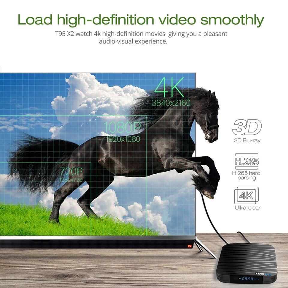 1 Year QHDTV IPTV Subscription T95X2 TV Box French Arabic Subscription 4G 32G Android Box S905X2 Belgium Qatar IPTV Subscription (6)