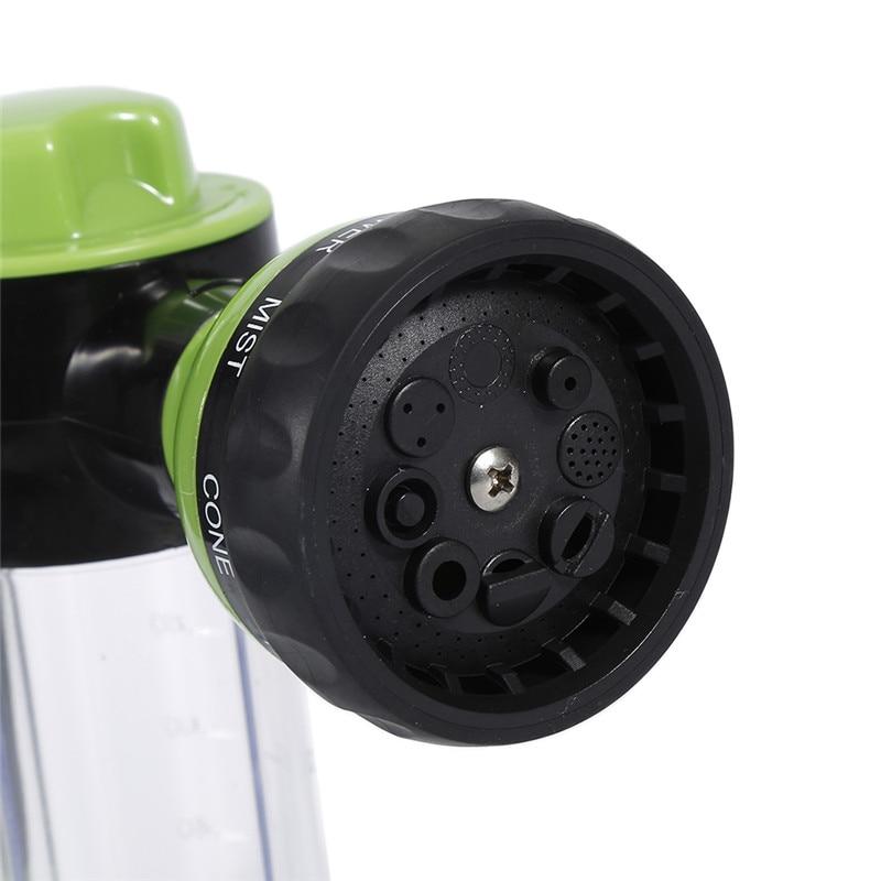 1pcs/3pcs 2017 Portable High Pressure Foam Washer Gun Multifunction Car Auto Wash Water Gun Car Cleaning Styling High Quality  3