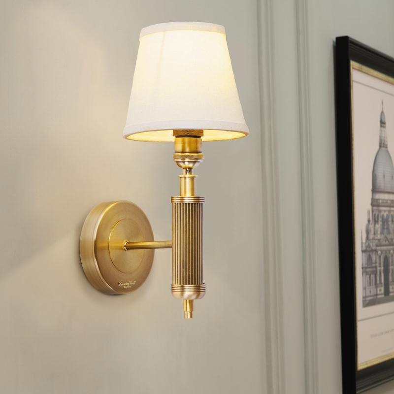 Single head resin angel wall lamp modern art corridor lamp of the head of a bed lovely angel creative wall lam