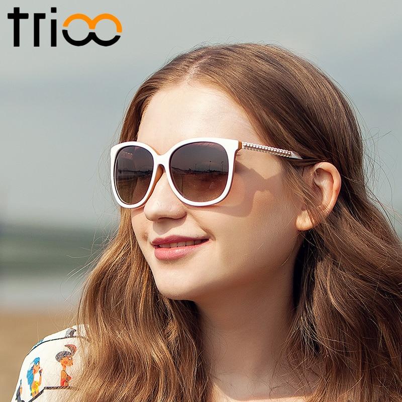 TRIOO Կանանց արևային ակնոցներ բարձրորակ - Հագուստի պարագաներ - Լուսանկար 2