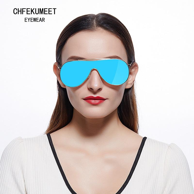 gun Dimensioni Del gray Occhiali Black Lusso Sole Chfekumeet Signore Retro Gafas Oculos Femminile Di gold gray blue Dell'annata Grandi gold Progettista Da gray Donne Marca Rotondo Delle W8qcR1fwRO
