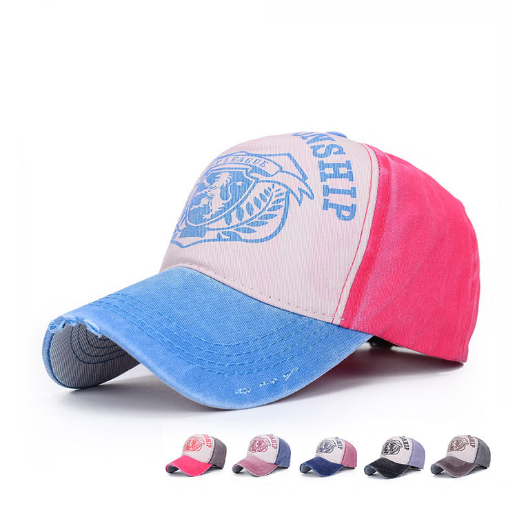 Women men Brand Champion Sports cotton Baseball Caps Vintage gorras Hip Hop Casquette snapback Outdoor golf bone Casual hats