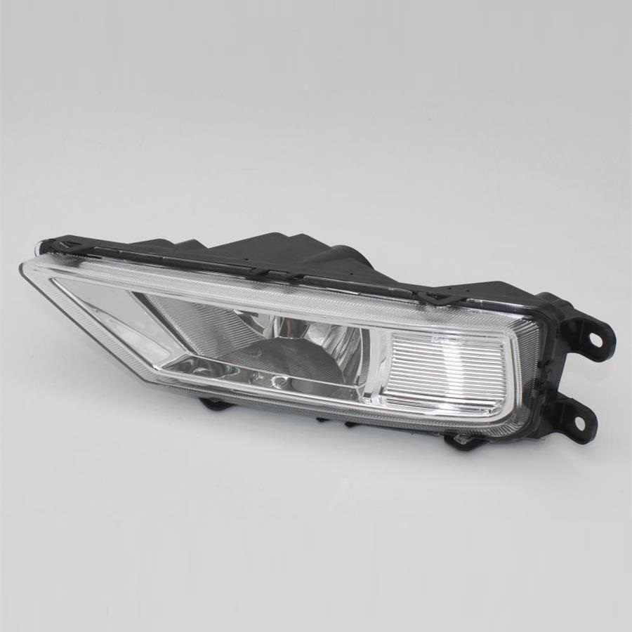 5N mobil Cahaya Untuk VolksWagen VW Tiguan 2016 2017 2015 Mobil Styling Bumper depan Kabut Cahaya Fog Lamp Dengan Lampu Halogen + Kawat