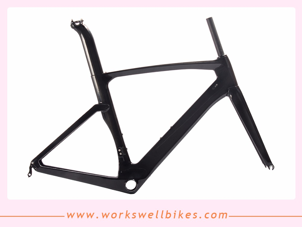 custom color painting t1000 1k cheap carbon frame