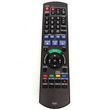 USATO Graffiato Originale per Panasonic DVD telecomando N2QAYB000128 per DMR EX77 DMR EX78 DMR EX88 Fernbedienung