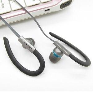 Image 3 - Sports Headphones With MIC HIFI 3.5mm In Ear Earphones Ear Hook Headset Noise Cancelling Earbuds For Meizu Xiaomi Huawei iPhone