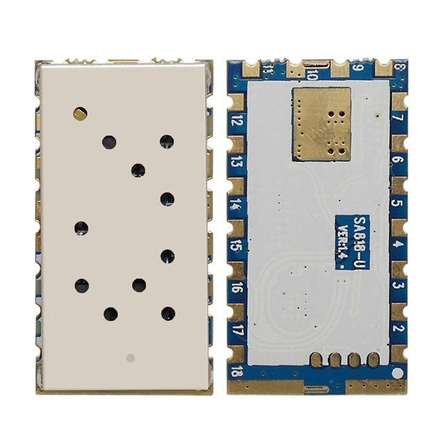4 ピース/ロット RDA1846S チップ内蔵 1 ワット 3.5 キロ 5 キロ VHF