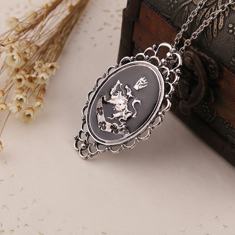 Twilight Saga Rosalie's Pendant Necklace
